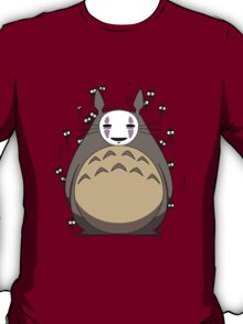 Totoro No Face T-Shirt