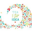 Tea Idea by freeminds