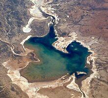 Lake Callabonna by Ommik