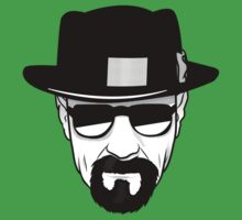 Breaking Bad - Heisenberg by mikecool