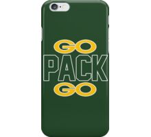 GO PACK GO iPhone Case/Skin