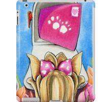 Yorkie Love Letter iPad Case/Skin