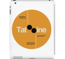 Star Wars: Tatooine iPad Case/Skin