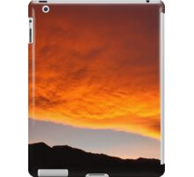 sunset sky iPad Case/Skin