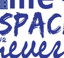 doctor who - 900 years of time and space Sticker