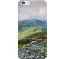 Roan Highlands Southern Appalachian Scenic iPhone Case/Skin