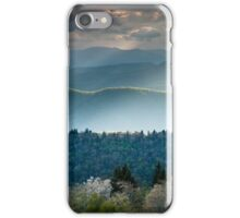 Southern Appalachian Mountain Scenic Landscape iPhone Case/Skin