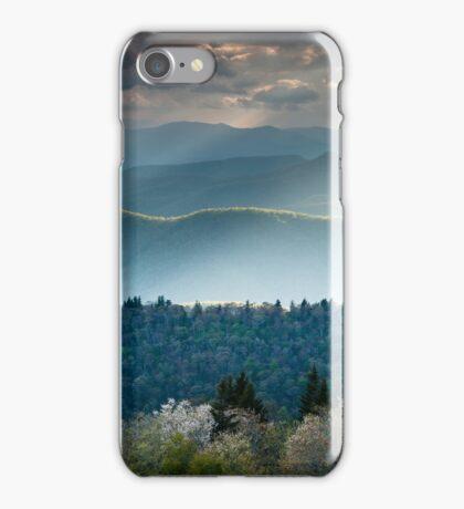 Southern Appalachian Mountain Scenic Landscape iPhone Case/Skin