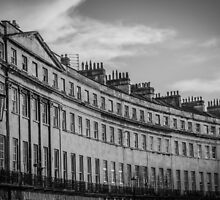 The Circus of Bath #2 by Nicole Petegorsky