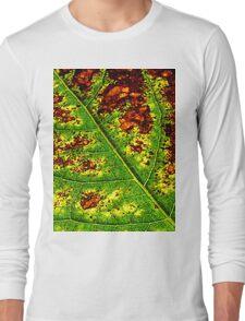 autumn leaf Long Sleeve T-Shirt
