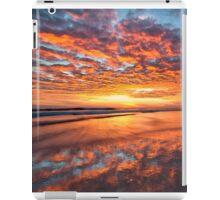 Graveyard of the Atlantic - Cape Hatteras Outer Banks North Carolina Shipwreck Sunrise iPad Case/Skin
