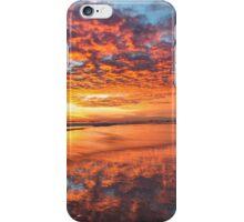 Graveyard of the Atlantic - Cape Hatteras Outer Banks North Carolina Shipwreck Sunrise iPhone Case/Skin