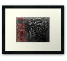 Daenerys Targaryen Mother Of Dragons Framed Print
