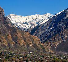 Provo - Cradle of Utah by J. D. Adsit
