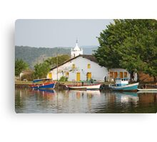 Beautiful Parati Canvas Print