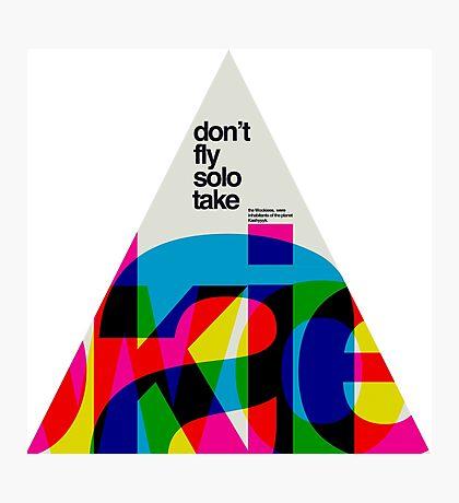 Star Wars: Wookie Photographic Print