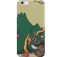 Christmas Decorating iPhone Case/Skin