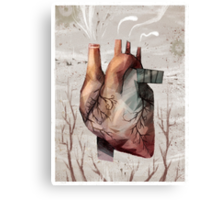 Heart 15 Canvas Print