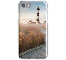 Radiant - Bodie Island Lighthouse OBX North Carolina iPhone Case/Skin