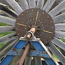 Big Wheel Not Turning by Monnie Ryan