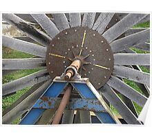 Big Wheel Not Turning Poster