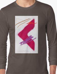 Red Arrow Long Sleeve T-Shirt
