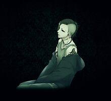 Tokyo Ghoul - Uta by IzayaUke