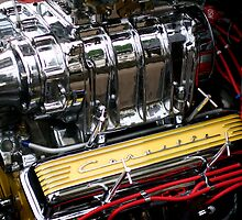 Corvette Engine by ANJacobsen