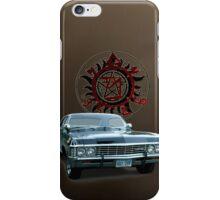 Protected Impala iPhone Case/Skin