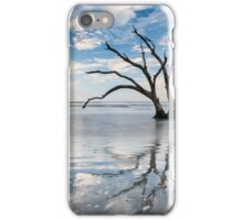 Charleston South Carolina Folly Beach Dead Tree Atlantic Surf iPhone Case/Skin