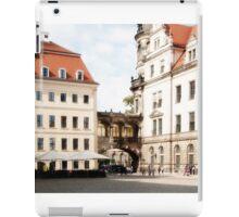 Prague Buildings iPad Case/Skin