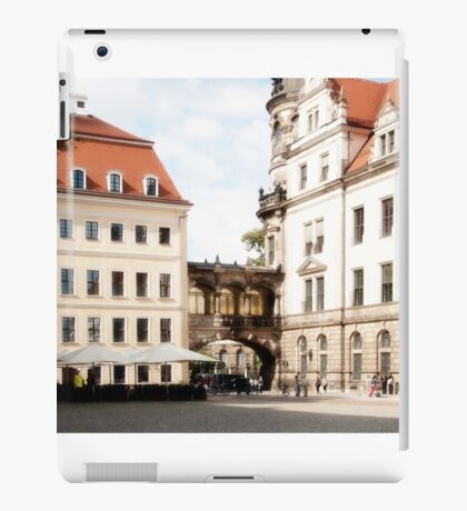 Prague Buildings iPad Case/Skin