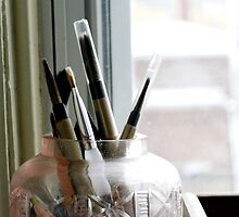 Paint Brushes by ANJacobsen