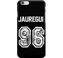 Jauregui'96 (B) iPhone Case/Skin