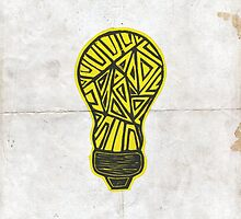 A Yellow Mind by TomBroughton