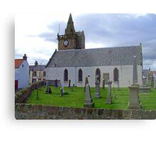 Pittenweem Parish Church Metal Print