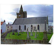 Pittenweem Parish Church Poster