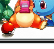 "Pokemon ""Missing the old days"" Sticker"