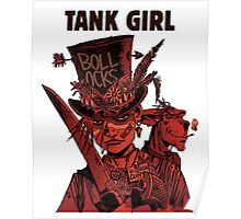 Tank Girl: Red Madness Poster
