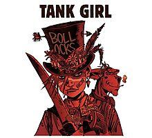 Tank Girl: Red Madness Photographic Print
