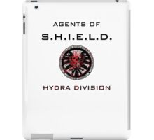 Agents of S.H.I.E.L.D. Hydra Division iPad Case/Skin
