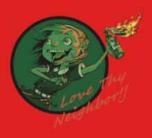 Love Thy Neighbor by Matthew Roberts
