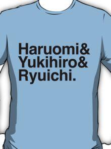 Helvetica Bliss - YMO T-Shirt