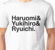 Helvetica Bliss - YMO Unisex T-Shirt