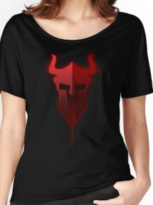 Blood Knight Women's Relaxed Fit T-Shirt
