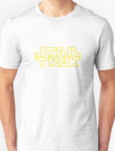 Star Trek - Star Wars parody Unisex T-Shirt