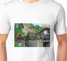 A country house in rural Bulgaria Unisex T-Shirt