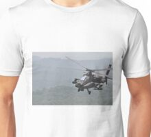 Apache Coming in for the Attack Unisex T-Shirt