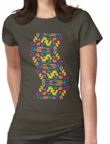 LDN_Transportation Womens Fitted T-Shirt