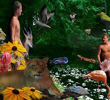 Eden, Day One by Dan Perez
